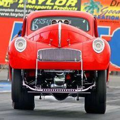 Ready to roll! Custom Radio Flyer Wagon, Radio Flyer Wagons, Classic Hot Rod, Classic Cars, Chevy Muscle Cars, Old Race Cars, Vintage Race Car, Drag Cars, Drag Racing