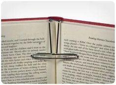 book magic book clip - keeps books open