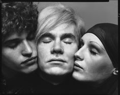 http://www.portrait.gov.au/exhibitions/richard-avedon-people-2013 Andy Warhol, with Jay Johnson and Candy Darling, New York, August 20, 1969 by Richard Avedon