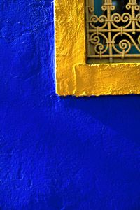 Blue and Yellow Moroccan Garden, Moroccan Theme, Love Blue, Blue Yellow, Mustard Yellow, Pop Art, Colour Board, Blue Life, Blue Aesthetic