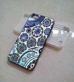 blue mehndi iphone 4/4s/5/5c/5s case, blue mehndi samsung galaxy s3/s4/s5, blue mehndi samsung galaxy s3 mini/s4 mini, blue mehndi samsung galaxy note 2/3
