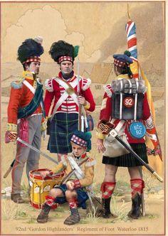 Higlanders scozzesi