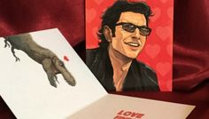 Valentine's Day Cards To Romance The Geek In Your Life - DesignTAXI.com