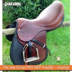 New #saddle #Pariani