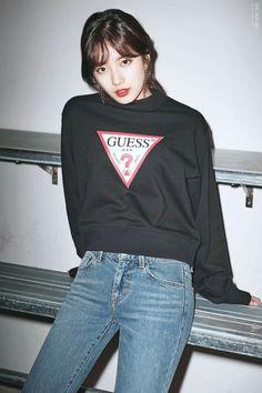 Korean Celebrities, Korean Actors, Celebs, Girl Fashion, Fashion Looks, Fashion Outfits, Stylish Outfits, Cute Outfits, Miss A Suzy