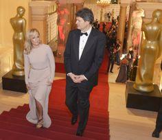 #ROMY14 Red Carpet: Schlager-Star Helene Fischer mit KURIER-CR Helmut Brandstätter