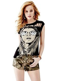 Earn up to 2.4% CASH BACK when you purchase your favorite Guess shorts, T-shirts, dresses, bags, etc. through dealaction.com