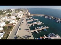 Salento Torre Vado - Video realizzato con Drone - Salento - YouTube☑