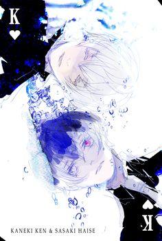 Tokyo Ghoul (re:) / Kaneki/Sasaki / This is my favorite manga Ken Anime, Manga Anime, Anime Art, Ken Kaneki Tokyo Ghoul, Image Manga, Animes Wallpapers, Anime Characters, Cool Art, Images