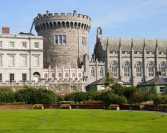Ireland -The Dublin Castle history, like many Irish histories, involves both the Vikings and the British. Located south of the River Liffey, Dublin Castle was built on the site of the first Viking fortress and became the seat of British rule in Ireland.
