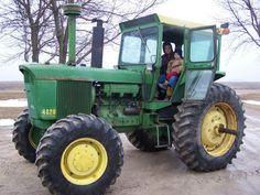 John Deere 4620 FWD