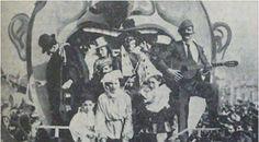 1899: Ο Καρνάβαλος πρωτοεμφανίζεται στην Αθήνα