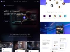 Selection of web design, user interface, branding and other design work worth sharing.