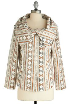 Havasu Falls Spritz Jacket @ Mod Cloth