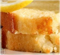 LEMON BREAD L uscious, lemony, speckled with zest and very moist..... This started out as cranberry lemon loaf...but when it ca...
