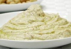 Homus - pasta árabe de grão-de-bico