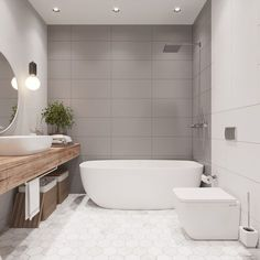The Downside Risk of Luxury Bathroom Decor Ideas Completed With Modern and Attractive Design To That No One Is Talking About - homesuka Ensuite Bathrooms, Bathroom Spa, Bathroom Renos, Laundry In Bathroom, Modern Bathroom, Master Bathroom, Bathroom Ideas, Minimal Bathroom, Shared Bathroom