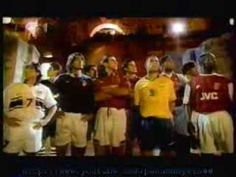 Nike Just Do It Soccer Commercial 1990's