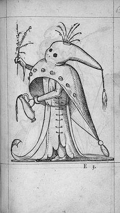François Desprez,   f. E3 Dessin 63  Les Songes drolatiques de Pantagruel  A Paris : Par Richard Breton 1565