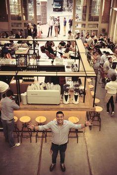 Brasserie Halte 3 (De Hallen Amsterdam): breakfast, lunch, dinner, drinks Bellamyplein 51 http://halte3.nl