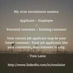 King Tom, Employer Branding, Volunteer Work, Existing Customer, Current Job, Sales And Marketing, Job Search, Personal Branding, Mantra
