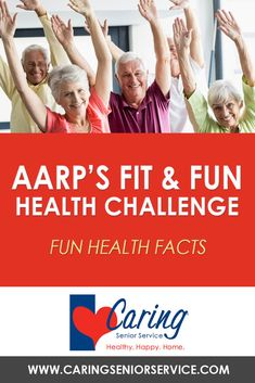 It's important to stay healthy, no matter how old you are. The AARP Fit & Fun Health Challenge is designed to ensure seniors get up and move and STAY moving. Read on for some fun facts concerning health. Fun Health Facts, Fun Facts, Benefits Of Exercise, Health Exercise, Healthy Aging, Stay Healthy, Senior Fitness, Health Challenge, Back Muscles
