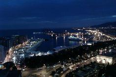 Málaga en Málaga, Andalucía España