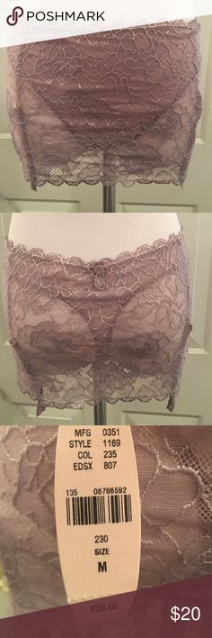 Victoria Secret Garder Belt NWT Taupe Color; Built in Panties Victoria's Secret Intimates & Sleepwear Panties