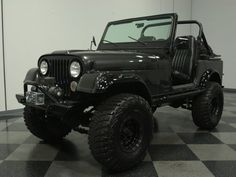 1986 Jeep CJ7                                                                                                                                                      More