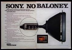 Sony No Baloney... loved this campaign