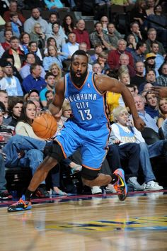 james harden okc thunder