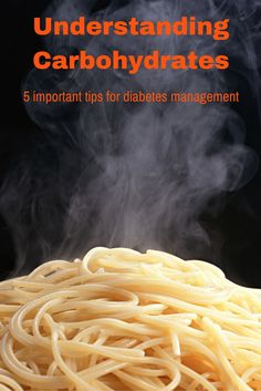 Understanding Carbohydrates  Your complete guide to carbs  #diabetes