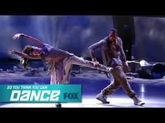 ▶ Jacque & All-Star tWitch: Top 8 Perform   SO YOU THINK YOU CAN DANCE   FOX BROADCASTING - YouTube
