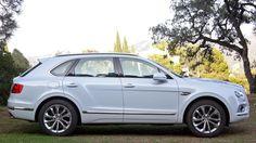 2016 Bentley Bentayga First Drive [w/video]