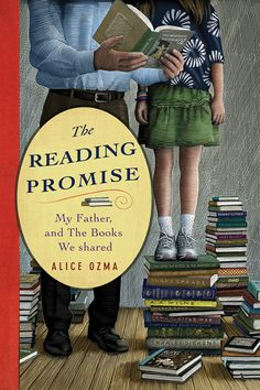 I'm loving this book SO much!! The Reading Promise by Alice Ozma.