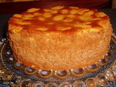 De cand am facut prima oara, nu-mi mai trebuie alt desert cu mere Sweet Treats, Cheesecake, Goodies, Pie, Sweets, Baking, Desserts, Food, Cheesecake Cake