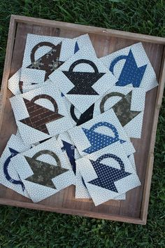 Temecula Quilt Company mini baskets