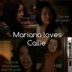 marianna & callie sister love