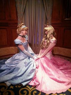 Damn Cindy gets around Disney Princesses And Princes, Disney Princess Dresses, Princess Costumes, Disney Dresses, Pocket Princesses, Disney Dream, Disney Love, Disney Magic, Princess Shot