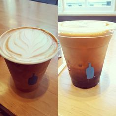 Couldn't find the cable car so we went to coffee mecca instead.  @bluebottle @tomconte1 #dahnyelleatsCA #bestcoast #california #bluebottle #coffee #mocha #coldbrew #icedcoffee #breakfast #goals #foodie #travel #drank #yummy #foodart #sanfrancisco #bayarea #sfeats #cali #fuel #breakfastofchampions by dahnyellsaboutfood
