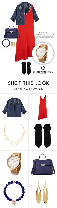 """Autumn Mask with Christian Paul"" by kts-desilva ❤ liked on Polyvore featuring Joseph, Lana, Yves Saint Laurent, Lodis, Kenneth Jay Lane and christianpaul"