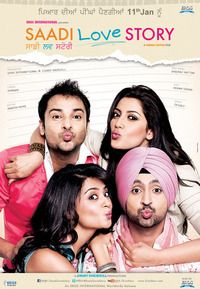 Saadi Love Story (2013) Watch Online / Download - Punjabi Movie DVD SCR Rip