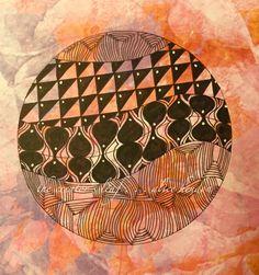 orange dropz, Alice Hendon, The Creator's Leaf, www.thecreatorsleaf.com