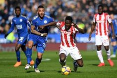 Leicester 0-1 Stoke LIVE score and goal updates as Xherdan Shaqiri gives Potters lead at King Power Stadium