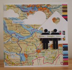 handmade by margaretha: Together