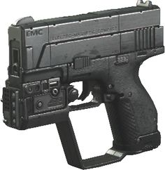 The EMC (Electro-Magnetic Compact) is a handgun featured in Call of Duty: Infinite Warfare. When...