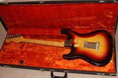 Fender Stratocaster Vintage 1964 Sunburst | Reverb