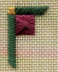 Two-Handed Stitcher: Mini Mystery Monday