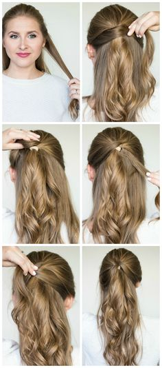fancy-ponytail-hair-style-tutorial-pantene