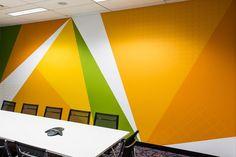floor wayfinding pattern corridor architecture - Google Search